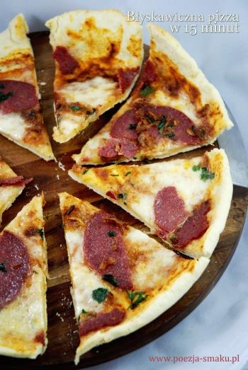 Błyskawiczna pizza