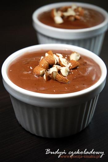 Budyń czekoladowy