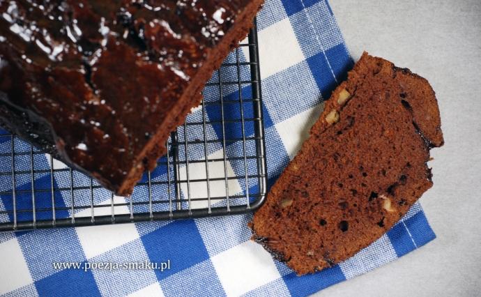 Murzynek - ciasto wilgotne i czekoladowe