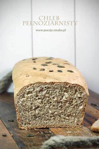 Chleb pełnoziarnisty codzienny