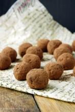 Trufle czekoladowe - pralinki