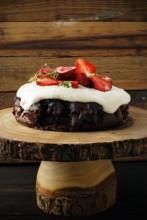 Ciasto czekoladowe z fasoli na oleju rzepakowym