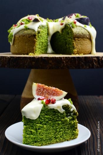 Ciasto ze szpinakiem (a'la Leśny Mech)