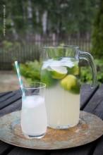 Lemoniada limonkowa