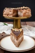 Staropolski tort orzechowo-kawowy