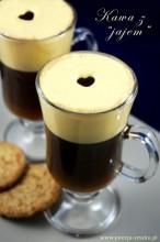 Kawa z jajem