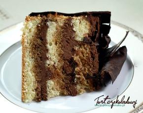 Tort czekoladowy przepis i dekoracja