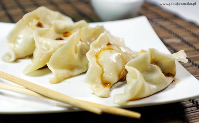 Chińskie pierożki jiaozi