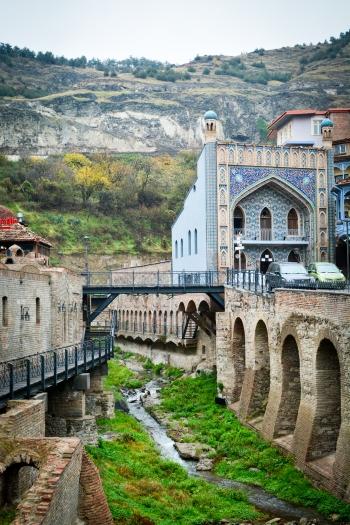 Gruzja - meczet
