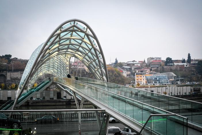 Gruzja - most Pokoju