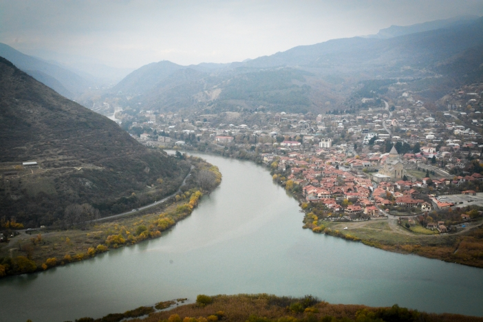 Gruzja - Mtskheta
