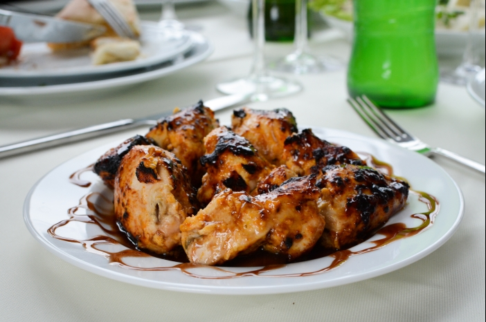 Gruzja - kurczak