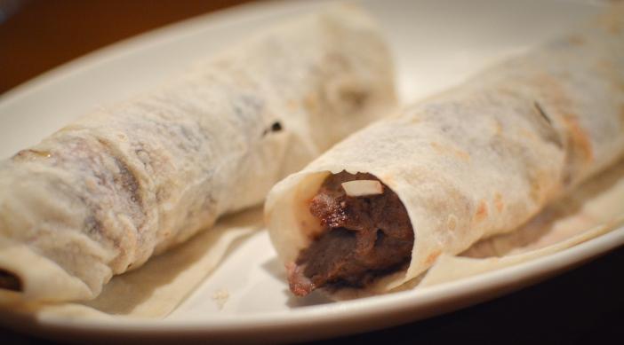 Gruzja kebab