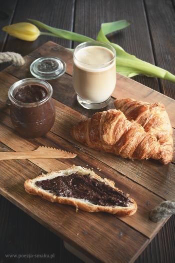 Domowa nutella (krem czekoladowo-orzechowy)