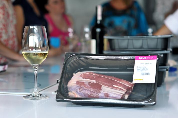 Tajemnice wołowiny - warsztaty Frisco