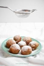 Włoskie pączki z ricotty