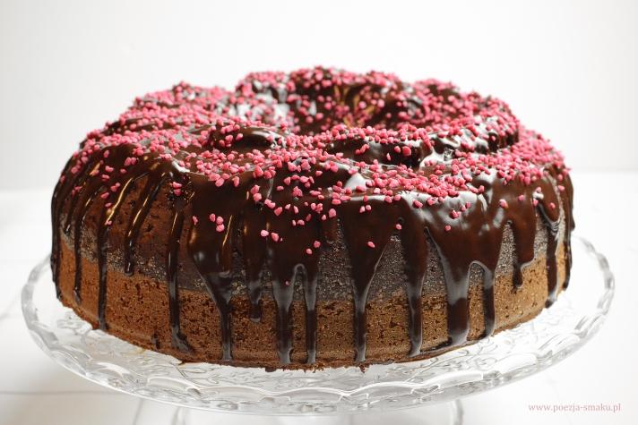 Ciasto czekoladowe z burakami - Buraczek