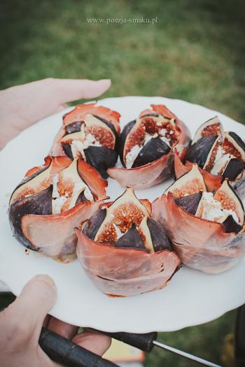 Figi w szynce parmeńskiej