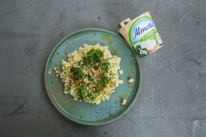 Selerowe risotto