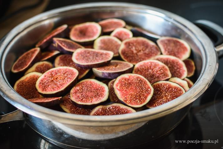 Konfitura z fig - dżem figowy