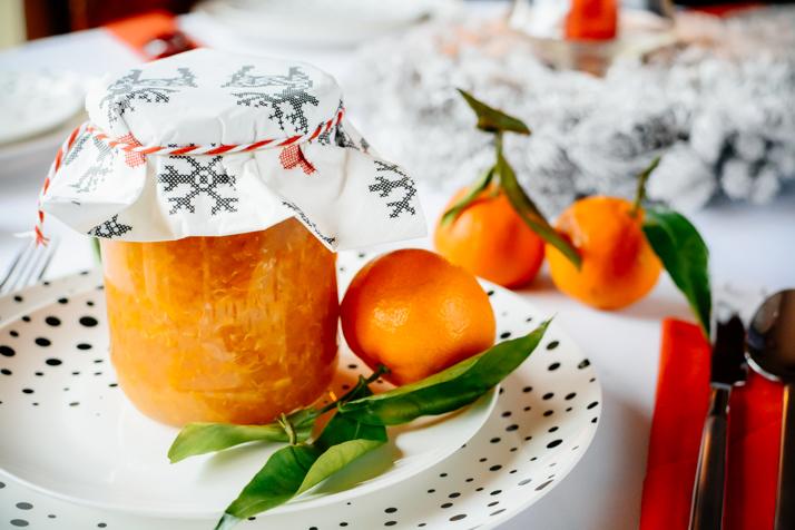 Własnoręcznie zrobione apetyczne prezenty na Święta