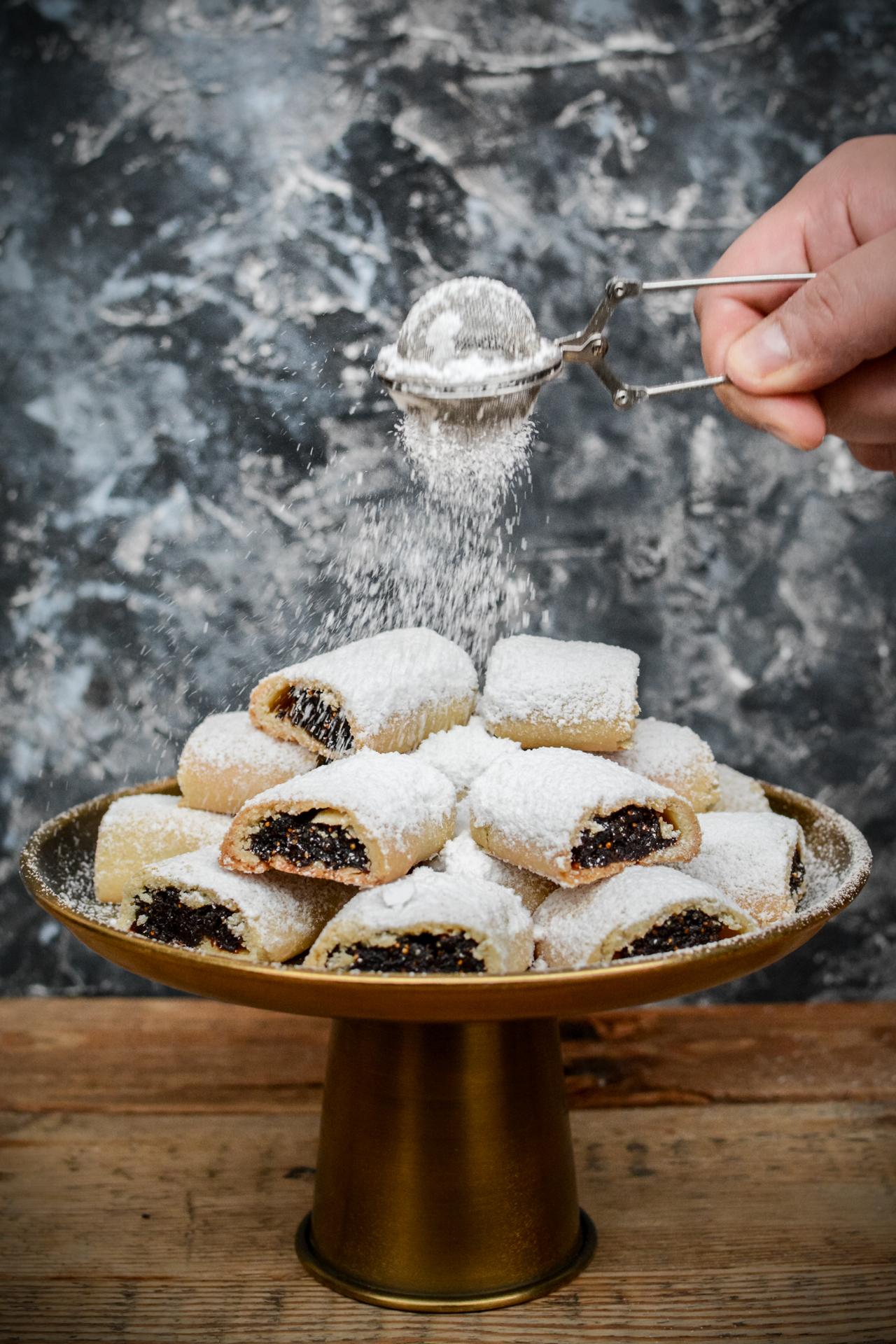 Ciasteczka figowe