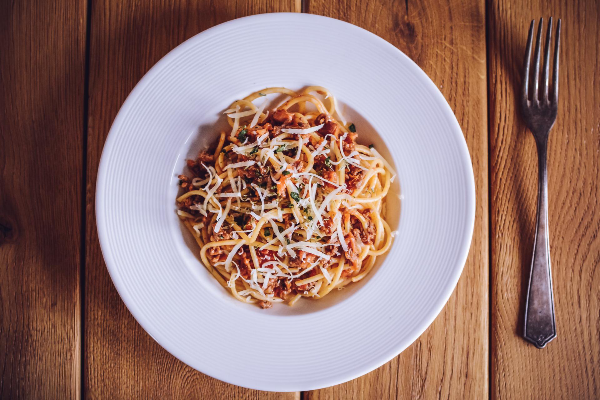 Spaghetti bolognese - najlepszy włoski przepis