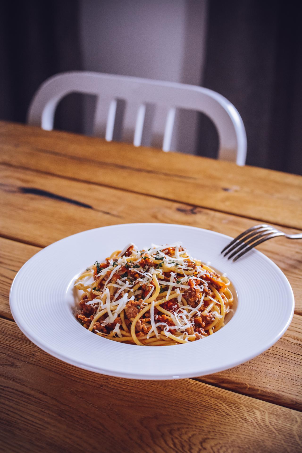 Spaghetti bolognese - najlepszy przepis