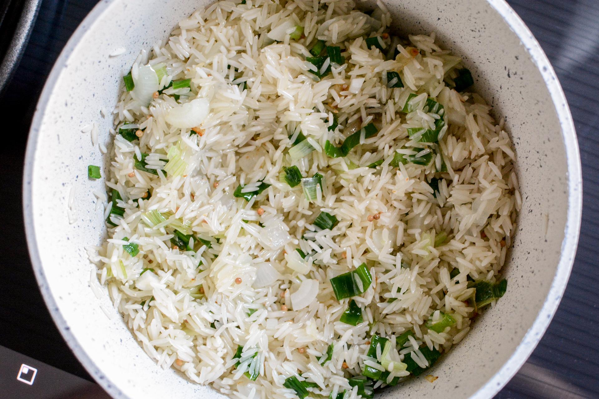 Kokosowy ryż