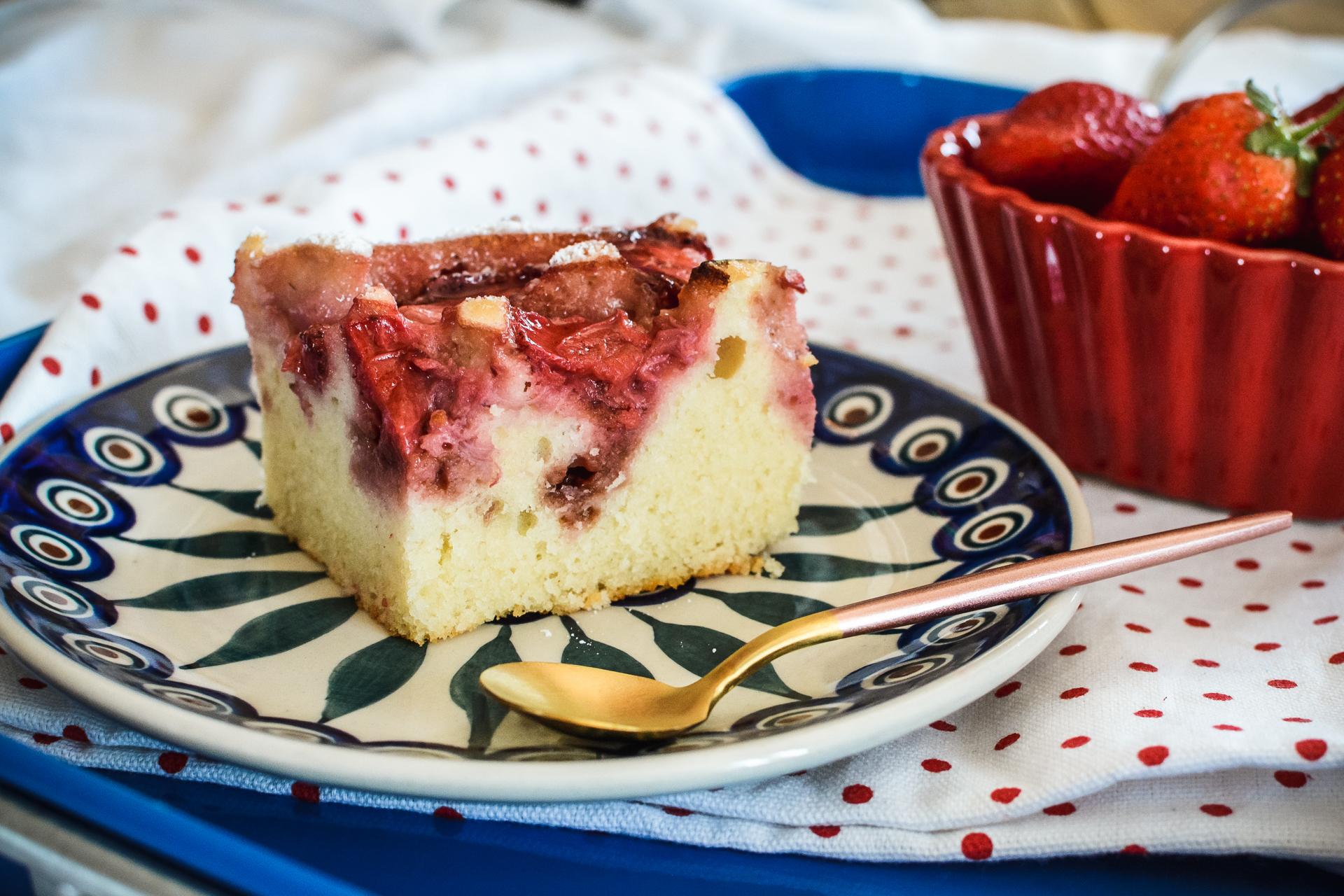 Proste ciasto z piekarnika - najlepszy przepis